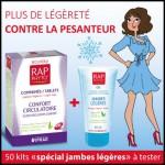 Test de Produit Beauté Test : Le Gel et les Comprimés Rap Phyto - anti-crise.fr