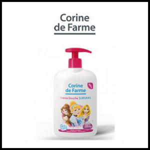 Test de Produit Corine de Farme : Crème Douche Surgras pour Enfants - anti-crise.fr