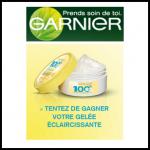 Tirage au Sort Garnier : Gelée Eclaircissante à Gagner - anti-crise.fr