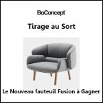 Tirage au Sort Bo Concept : Le Nouveau Fauteuil Fusion à Gagner - anti-crise.fr