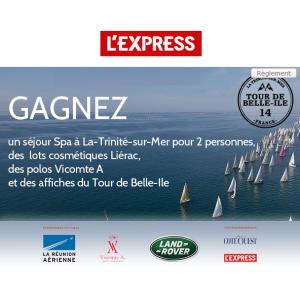 Tirage au Sort L'Express : Un Séjour Bien-Etre pour Deux - anti-crise.fr