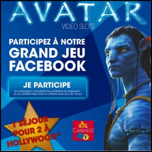 Instants Gagnants Casinos sur Facebook : Un Séjour pour Deux à Hollywood à Gagner - anti-crise.fr