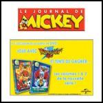 Tirage au Sort Le Journal de Mickey : 1 DVD Inazuma Eleven Go – Vol 2 à Gagner - anti-crise.fr