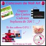 Tirage au Sort Beauté Addict : Un Chèque Cadeau Sephora de 20€ à Gagner - anti-crise.fr