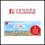Tirage au Sort Vendée Tourisme : 1 Séjour Gastronomique à l'hôtel Thierry Drapeau**** pour deux personnes à Gagner - anti-crise.fr