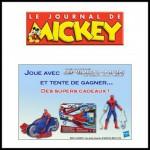 Tirage au Sort Le Journal de Mickey : Une Figurine et un Véhicule Spider Strike à Gagner - anti-crise.fr