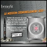 Instants Gagnants + Tirage au Sort Benefit Cosmetics sur Facebook : Un An de mascara They're Real à Gagner - anti-crise.fr