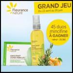 Tirage au Sort Fleurance Nature : Un Duo Mincifine à Gagner - anti-crise.fr