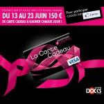 Instants Gagnants Docks Vauban sur Facebook : Carte Cadeau de 150 € à Gagner - anti-crise.fr