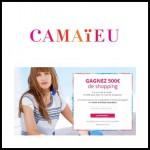 Tirage au Sort Camaïeu : 1 bon d'achat de 150 € à Gagner - anti-crise.fr