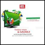 Tirage au Sort RTL : : 1 TV Philips 127 cm full HD à Gagner - anti-crise.fr