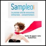 Test de Produit Sampléo : Ma Foulard Box - anti-crise.fr