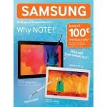 Offre de Remboursement Samsung : Jusqu'à 100 € remboursés pour l'achat d'une Tablette - anti-crise.fr