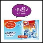 Test de Produit La Belle Adresse : Bref WC Power Activ' Ocean - anti-crise.fr