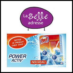 Test de Produit La Belle Adresse : Bref WC Power Activ' Ocean - anti-crise.fr