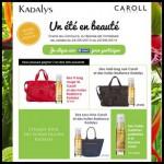Instants Gagnants Kadalys sur Facebook : Un Sac à main Caroll avec 1 huile Radiance kadalys à Gagner - anti-crise.fr