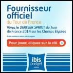 Instants Gagnants Ibis Budget : Une Journée VIP Tour de France à Gagner - anti-crise.fr