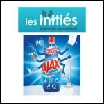 Test de Produit Les Initiés : Ajax Je Nettoie Tout - anti-crise.fr