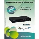 Offre de Remboursement Sagemcom : 30 € remboursés pour l'achat d'un Terminal - anti-crise.fr
