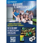 Instants Gagnants Indesit : 10 TV 3D Sony à Gagner - anti-crise.fr
