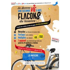 Tirage au Sort Lavons Lieux sur Facebook : Un vélo électrique B TWIN à Gagner - anti-crise.fr