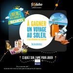 Instants Gagnants Sodebo sur Facebook : Billets d'avion « destination soleil » à Gagner - anti-crise.fr