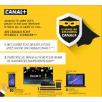 Instants Gagnants Canal + : Une TV Sony KDL42W705 + 1 home cinéma Pack Sony BDV-NF720 3D à Gagner - anti-crise.fr