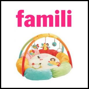 Test de Produit Famili : Le tapis d'activités Cocoon de Babysun - anti-crise.fr