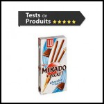 Tests de Produits : Mikado pocket chocolat au lait de Lu - anti-crise.fr
