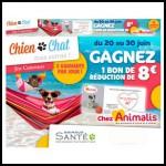 Instants Gagnants Chien Chat Tous Extras sur Facebook : Bon de Réduction de 8 € à Gagner - anti-crise.fr