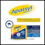 Offre de Remboursement Apaisyl : 2€ remboursés pour tout achat d'un produit Apaisyl® Après-piqûres Patch - anti-crise.fr