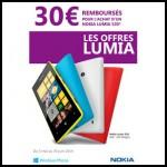 Offre de Remboursement Nokia : 30 € Remboursé pour l'Achat d'un Lumia 520 - anti-crise.fr