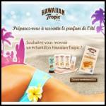 Echantillon HawaiianTropic sur Facebook - anti-crise.fr