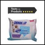 Tests de Produits : Lingettes démaquillantes peaux normales ou mixtes de Demak up - anti-crise.fr