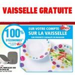 anti-crise.fr Vaisselle 100 pour 100 remboursee auchan perigueux
