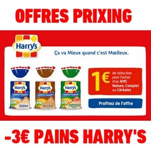 anti-crise.fr bon de réduction harrys sur prixing