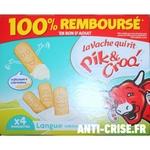 anti-crise.fr offre de remboursement la vache qui rit