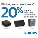 anti-crise.fr offre de remboursement philips audio sans fil