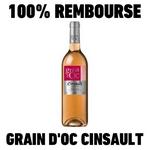 anti-crise.fr offre de remboursement rosé grain d'oc cinsault