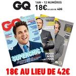 bon plan shopmium abonnement gq à 18 euros