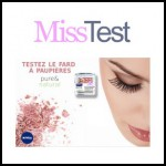 Test de Produit Miss Test : Ombre à Paupières Pure & Natural Eye Shadow de Nivea - anti-crise.fr