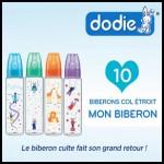 Test de Produit Conso Baby : Mon Biberon DODIE - anti-crise.fr