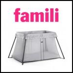 Test de Produit Famili : Lit parapluie Light BabyBjörn - anti-crise.fr