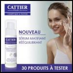 Test de Produit Betrousse : Sérum matifiant rééquilibrant Soie Lactée - anti-crise.fr