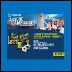 Instants Gagnants avec Obligation d'Achat Indesit : TV 3D Sony à Gagner - anti-crise.fr