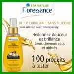Test de Produit Beauté Test : Huile Soin Intense Avant Shampooing Floressance - anti-crise.fr