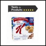 Tests de Produits : Barres croustillantes Spécial K de KELLOGG'S - anti-crise.fr