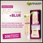 Test de Produit Beauté Test : BB Crème + Blur de Garnier - anti-crise.fr