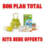 bon plan gratuit kits bebe offerts chez total