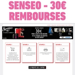 ODR - offre de remboursement 30 euros sur senseo